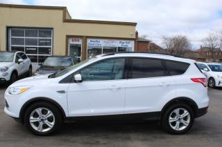Used 2015 Ford Escape SE Leather Pano Roof for sale in Brampton, ON
