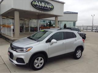 Used 2019 Chevrolet Trax AWD / REAR CAMERA for sale in Tilbury, ON