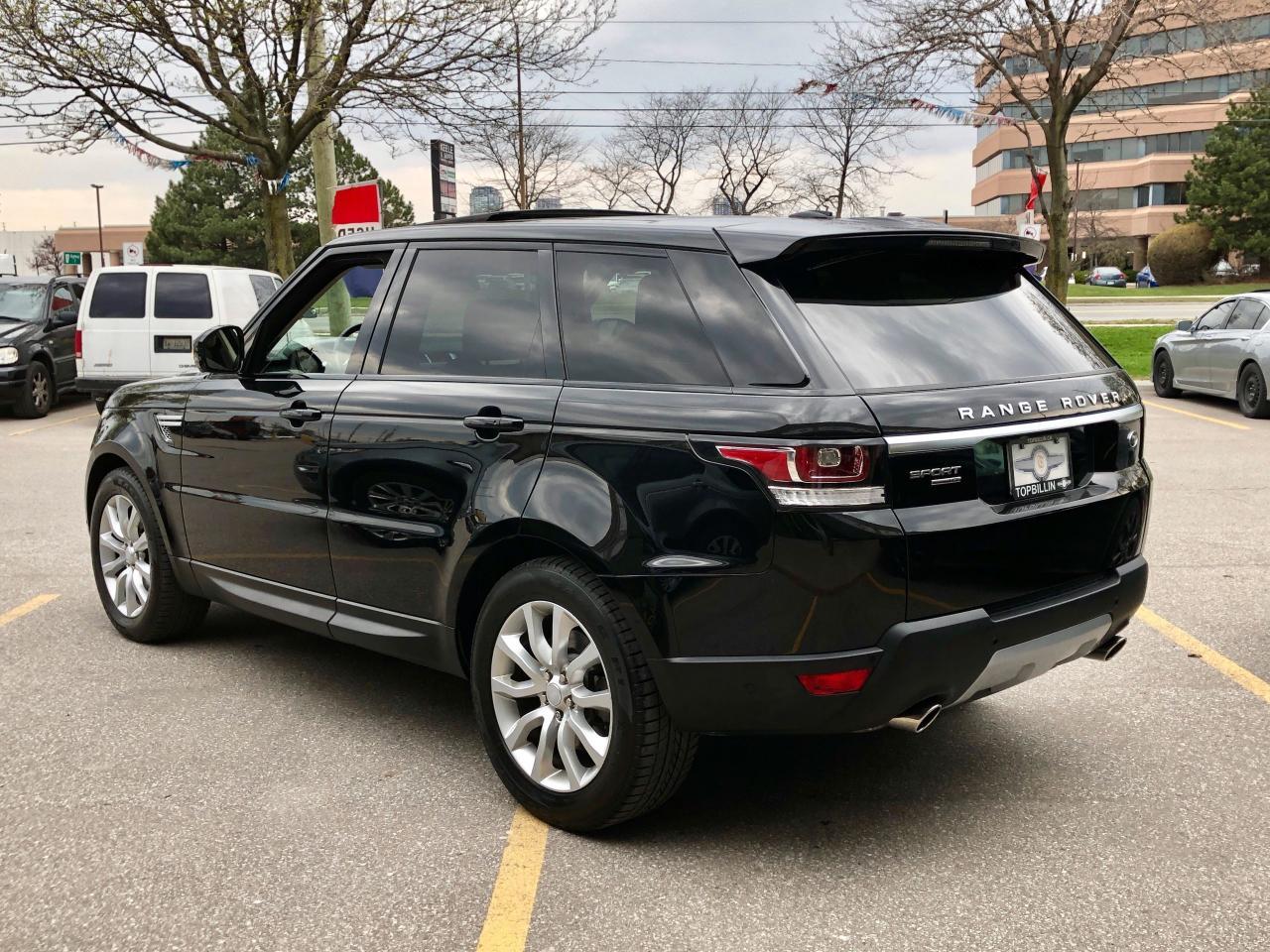 2015 Land Rover Range Rover Sport