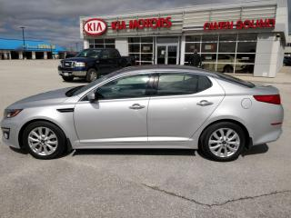 Used 2015 Kia Optima EX with SUNROOF for sale in Owen Sound, ON