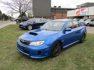 Used 2013 Subaru Impreza WRX STI STI for sale in Toronto, ON