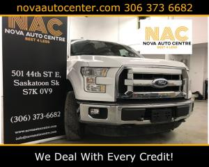 Used 2016 Ford F-150 XLT for sale in Saskatoon, SK