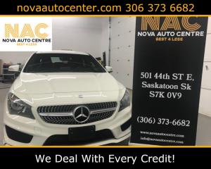 Used 2016 Mercedes-Benz CLA-Class CLA 250 4MATIC for sale in Saskatoon, SK
