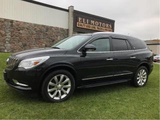 Used 2014 Buick Enclave Premium | AWD | Navigation | Backup Camera | BLIS for sale in North York, ON