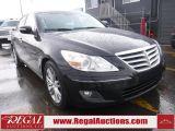 Photo of Black 2011 Hyundai Genesis