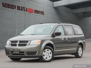Used 2010 Dodge Grand Caravan SE*NO Accidents*LOW KMS*NEW Brakes & Tires*Min for sale in Mississauga, ON
