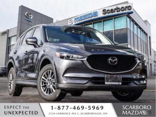 Used 2019 Mazda CX-5 0.99%FINANCE|CPO|GS|CLEAN CARFAX for sale in Scarborough, ON