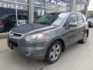 Used 2009 Acura RDX Technology Package Navigation for sale in Etobicoke, ON