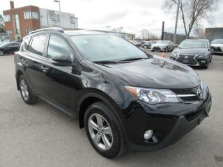 Used 2015 Toyota RAV4 XLE - NO ACCIDENTS for sale in Toronto, ON