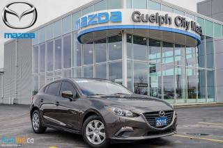 Used 2016 Mazda MAZDA3 Sport GX at for sale in Guelph, ON
