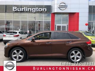 Used 2009 Toyota Venza V6, AWD, DUAL PANEL MOONROOF, LOW KM'S ! for sale in Burlington, ON