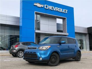Used 2015 Kia Soul LX for sale in Barrie, ON