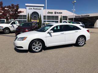 Used 2013 Chrysler 200 Touring for sale in Surrey, BC