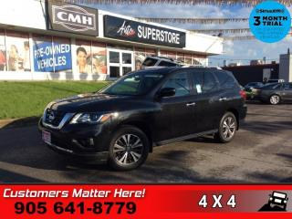 Used 2019 Nissan Pathfinder 4x4 SV Tech  AWD TECH NAV BS CW 7-PASS for sale in St. Catharines, ON