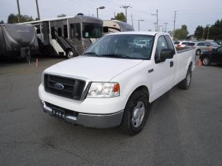 Used 2004 Ford F-150 Regular Cab XL Long Bed 2WD for sale in Burnaby, BC