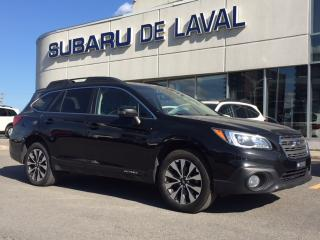 Used 2015 Subaru Outback 2.5i Limited EyeSight ** Cuir Toit Navig for sale in Laval, QC
