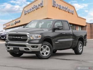 New 2019 RAM 1500 Big Horn  - Uconnect - $280.52 B/W for sale in Brantford, ON
