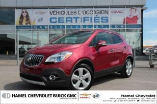 Used 2016 Buick Encore CUIR for sale in St-Léonard, QC