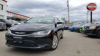 Used 2016 Chrysler 200 LX for sale in Quesnal, BC
