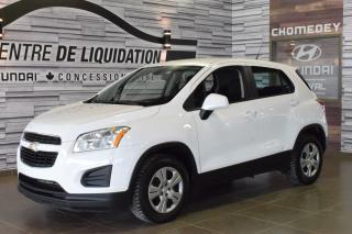 Used 2014 Chevrolet Trax LS for sale in Laval, QC