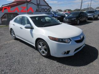 Used 2012 Acura TSX A5 for sale in Beauport, QC