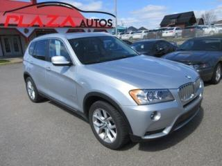 Used 2012 BMW X3 Xdrive28i A8 for sale in Beauport, QC