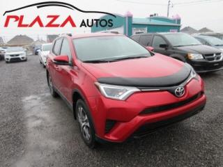 Used 2016 Toyota RAV4 LE for sale in Beauport, QC