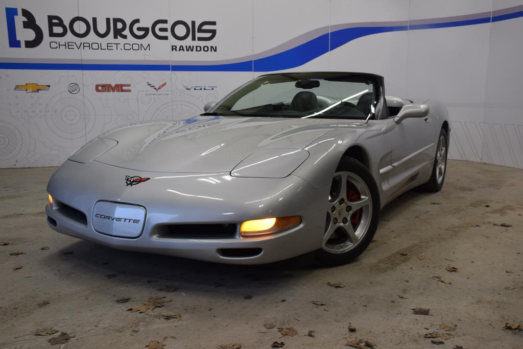 Used 2000 Chevrolet Corvette Convertible Head For Sale In