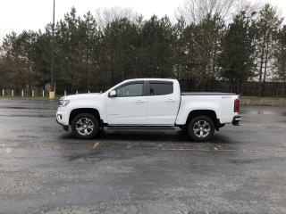 Used 2018 Chevrolet Colorado Z71 Crew Cab 4x4 for sale in Cayuga, ON
