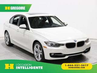 Used 2015 BMW 328i Xdrive T.ouvrant for sale in St-Léonard, QC