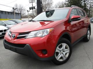Used 2015 Toyota RAV4 LE AWD ~ 117,000KMS ~ Back-Up Camera ~ AUTO !! for sale in Burlington, ON