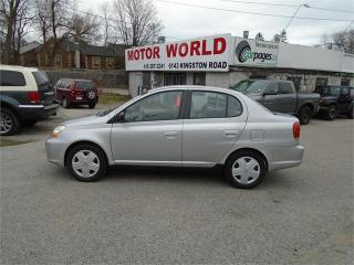 Used 2004 Toyota Echo for sale in Scarborough, ON