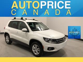 Used 2015 Volkswagen Tiguan Trendline for sale in Mississauga, ON