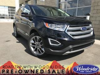 Used 2017 Ford Edge Titanium for sale in Calgary, AB