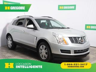Used 2015 Cadillac SRX BASE A/C GR ELECT for sale in St-Léonard, QC