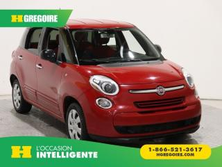 Used 2014 Fiat 500 L POP TURBO A/C GR for sale in St-Léonard, QC