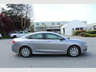 Used 2015 Chrysler 200 LX BC Vehicle No Accidents for sale in Surrey, BC