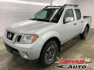Used 2018 Nissan Frontier Pro-4x 4x4 Gps for sale in Trois-Rivières, QC