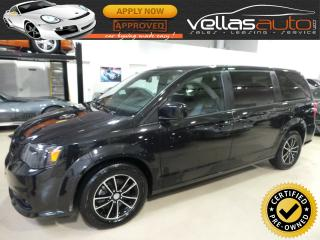 Used 2018 Dodge Grand Caravan GT| POWER DOORS| LEATHER| HEATED SEATS for sale in Vaughan, ON