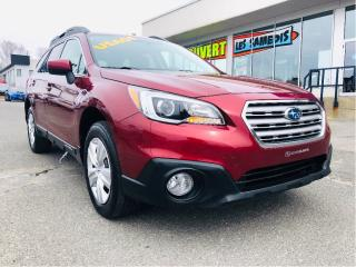 Used 2016 Subaru Outback 2.5i pzev for sale in Lévis, QC