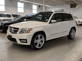 Used 2012 Mercedes-Benz GLK-Class GLK 350 4MATIC/PANORAMA ROOF/PUSH BUTTON START/LED! for sale in Toronto, ON