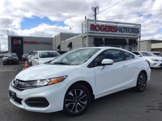 Used 2015 Honda Civic EX - 2 DR - SUNROOF - REVERSE CAM for sale in Oakville, ON