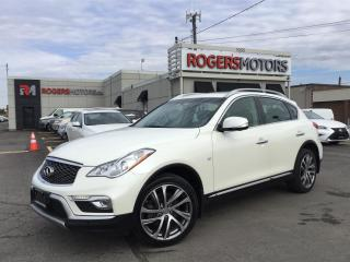 Used 2016 Infiniti QX50 AWD - NAVI - SUNROOF - 360 CAMERA for sale in Oakville, ON