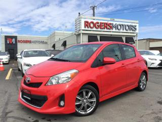 Used 2014 Toyota Yaris SE - BLUETOOTH - ALLOYS for sale in Oakville, ON