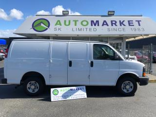 Used 2008 Chevrolet Express 2500 Cargo! FREE BCAA! WARRANTY! for sale in Langley, BC