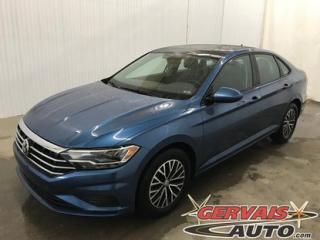 Used 2019 Volkswagen Jetta Highline Cuir for sale in Trois-Rivières, QC