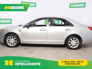 Used 2012 Lincoln MKZ 4DR SDN FWD A/C for sale in St-Léonard, QC