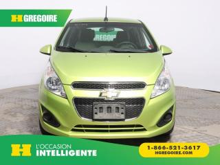 Used 2013 Chevrolet Spark LS CUIR for sale in St-Léonard, QC