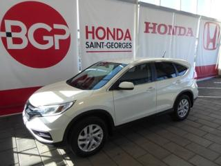 Used 2015 Honda CR-V SE for sale in St-Georges, QC
