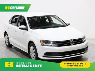 Used 2015 Volkswagen Jetta TRENDLINE+ AC GR for sale in St-Léonard, QC